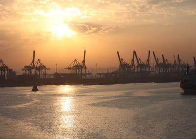Haifa Port, Israel 2010